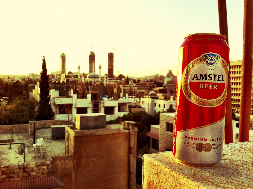 Another sunset beer