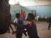 Kibera Olympic Boxing Team