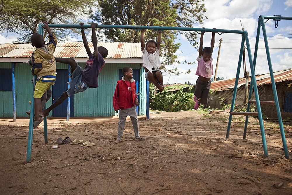 Nairobi - Part2 - Kibera Kids 3