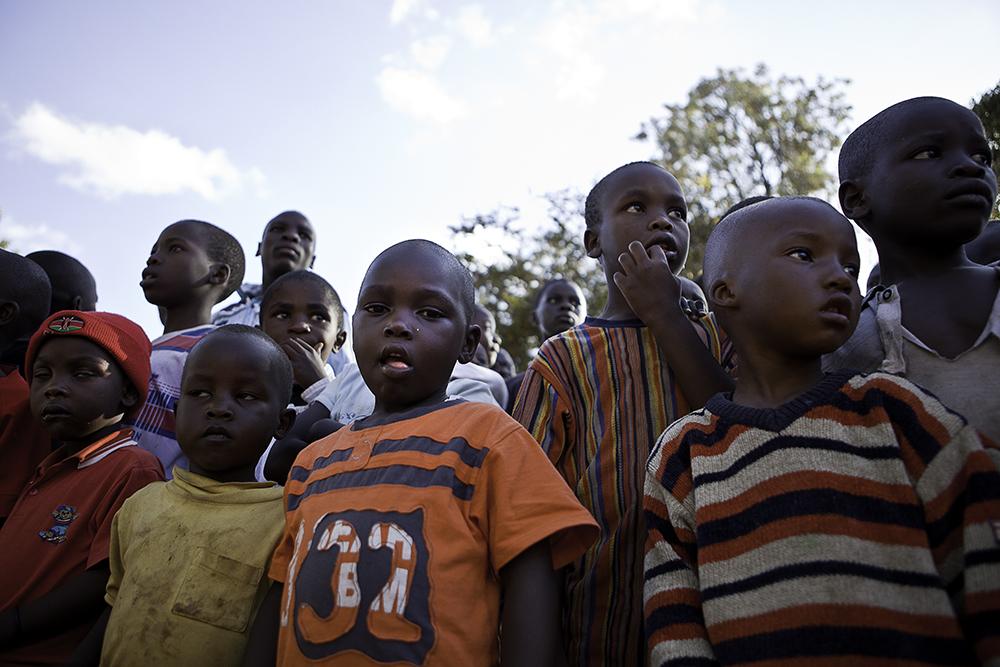 Nairobi - Part2 - Kibera Kids 7