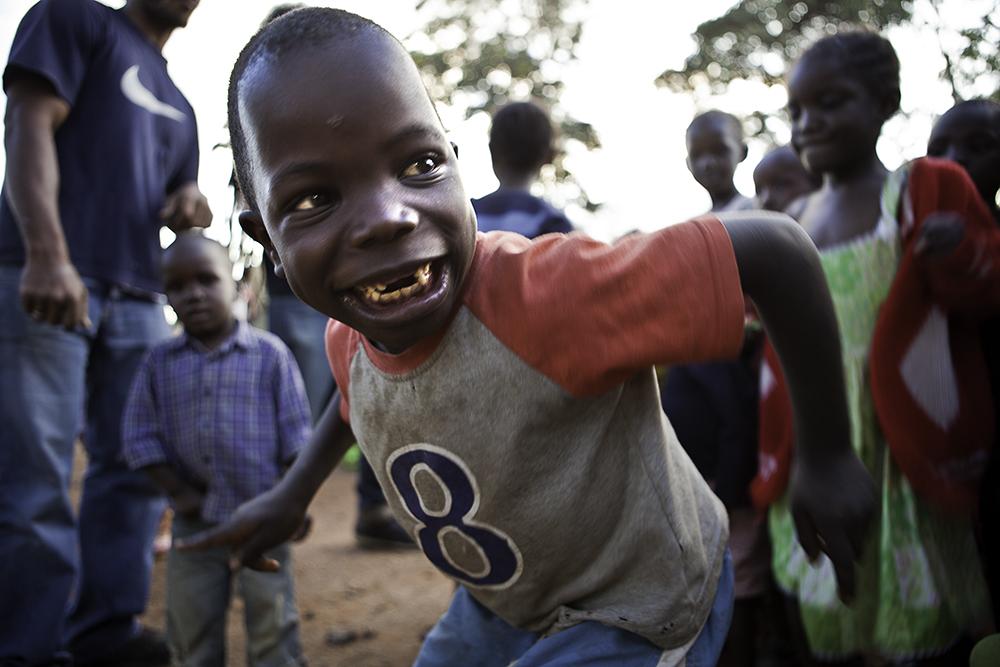 Nairobi - Part2 - Kibera Kids 12