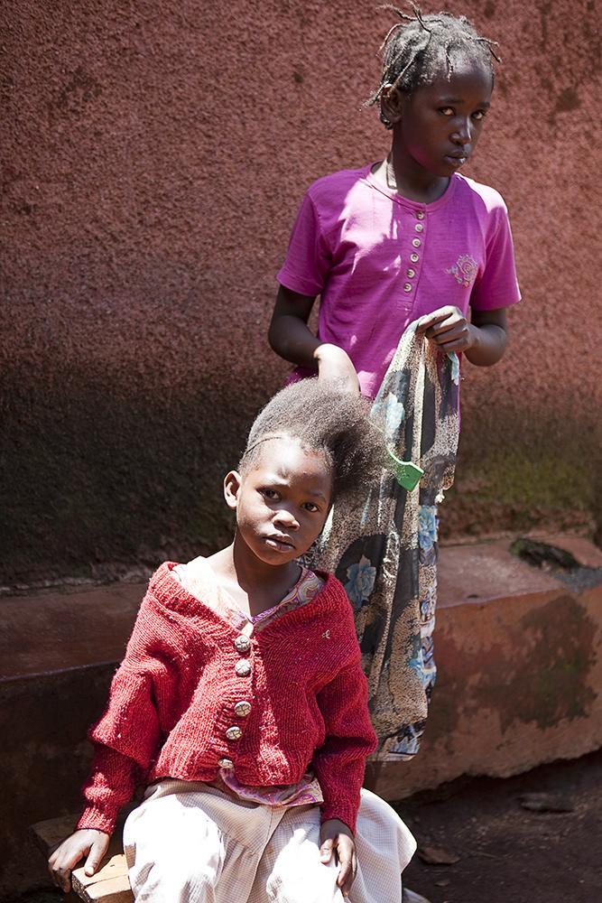 Nairobi - Part2 - Kibera Kids 9