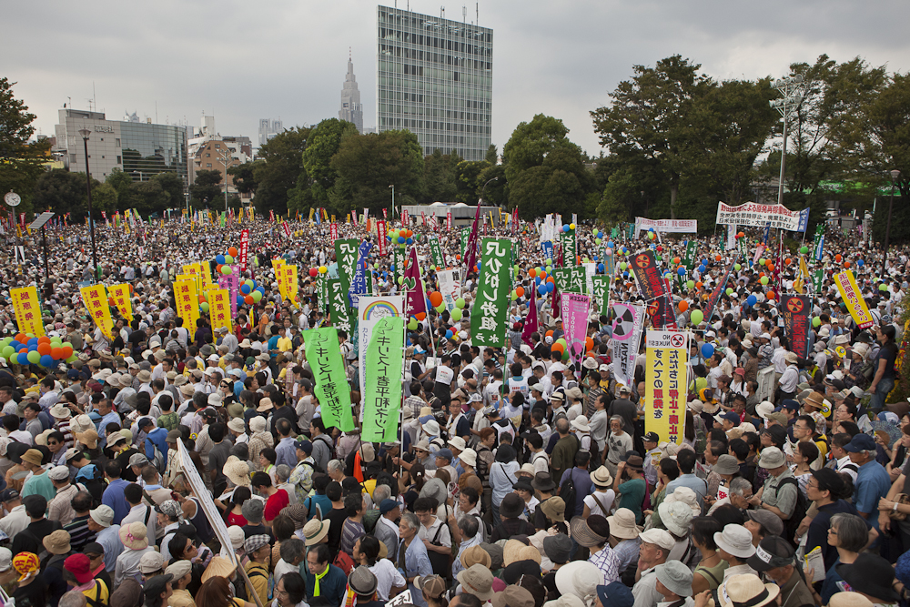 Japan experiencing a massive awakening of the public about Fukushima radiation