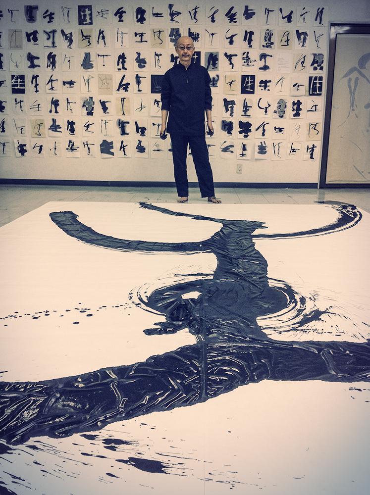 HiroyukiNakajima (c) Adrian Storey/Uchujin september 2015