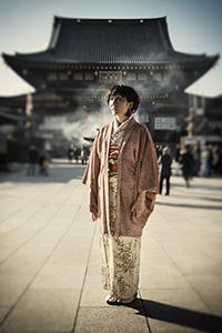 Kimono Dreams ©Uchujin-AdrianStorey2016