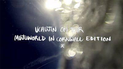 Uchujin on tour - Mujuworld in Cornwall edition