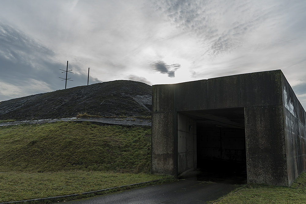 Nuclear Bunker ©uchujin-adrianstorey2016-12-07