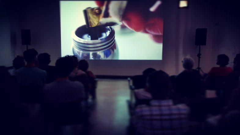 Traces Of The Soul - world Premiere screening- Asolo Art Film Festival, Italy - ©Uchujin/Adrian Storey 2018