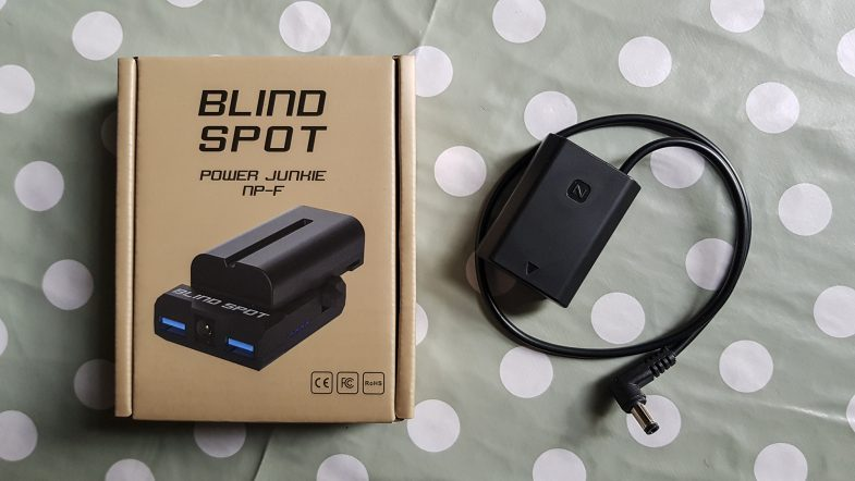 Blind Spot Gear power Junkie NP-F