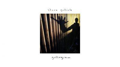 Steve Gullick - Gullogram - Book cover